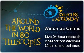 Alrededor del mundo en 80 telescopios