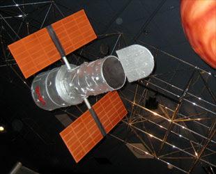 Torta de Hubble en La Noche de Yuri