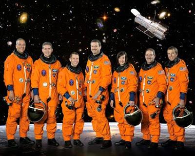 Tripulación de STS-125