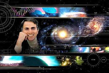 Portada de Cosmos DVD