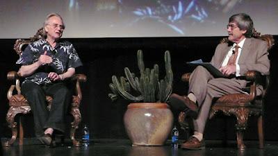 Richard Dawkins y Paul Davies