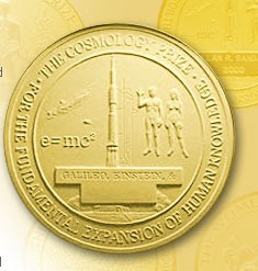 Medalla Gruber Cosmología