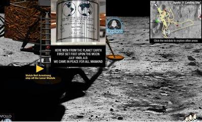 Captura de pantalla de Lunar Panorama