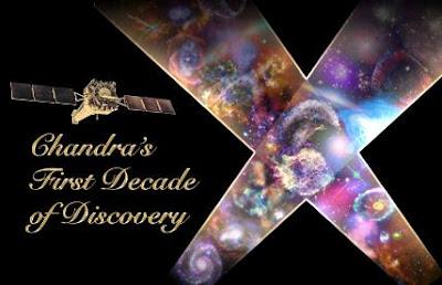 10 años de Chandra