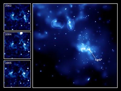 Eco de Sagittarius A