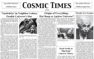 Cosmic Times 1955