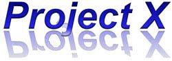 Logo Proyecto X