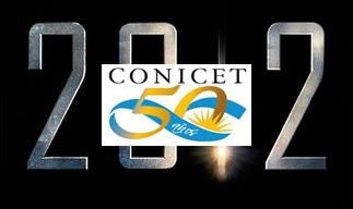 Conicet 2012