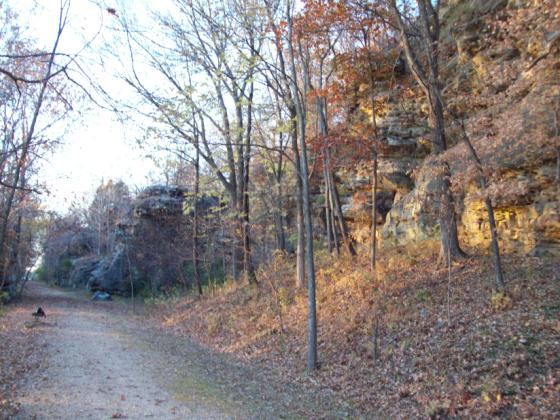 Sierra Club, Shawnee Group: Quetil Trailalto pass village