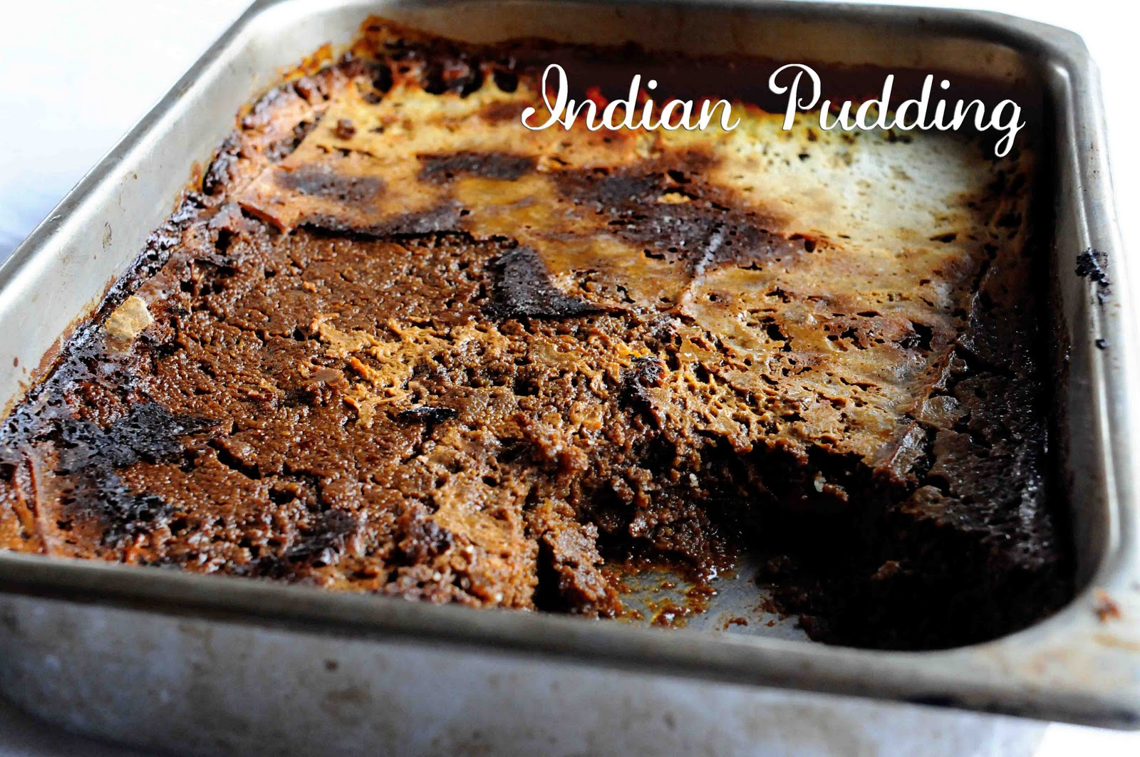 Indian Pudding Recipe — Dishmaps