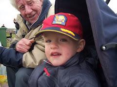 Pap en Thomas