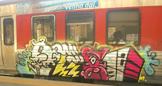 graffiti train creator