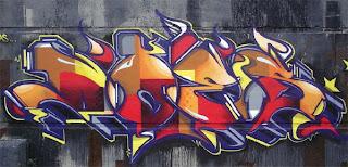 art crime graffiti creator