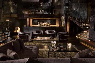 Home Party Design - Dark Interior Luxuary