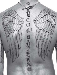tatuaggi schiena - Tribal Lower back tattoos