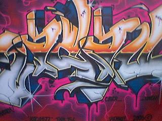 graffiti alphabet letters art