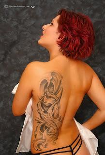 Celtic Tattoos Girls Tribal Design art