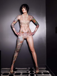 full body worst tattoos for girls