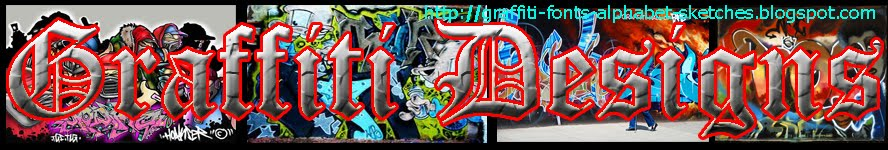 Graffiti Alphabet Art
