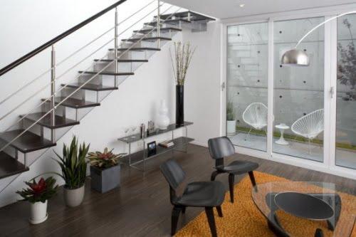 Dark Hardwood Floor Interior Design 500 x 333