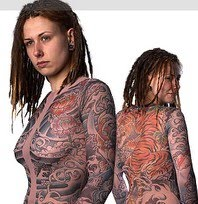 fake tattoos for girls