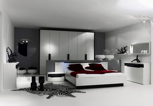 Minimalist and Modern Bedroom