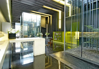 modern and luxuary apartment interior