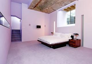 modern bedroom apartment interior design