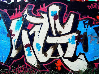 cool graffiti tags alphabet