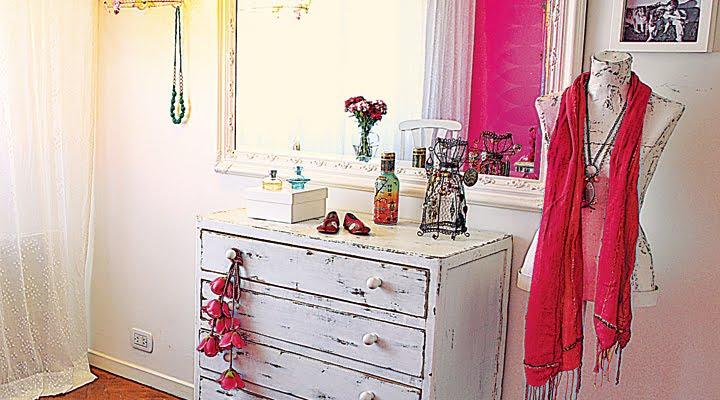 Muebles recuperados t cnicas hacer bricolaje es - Modernizar muebles antiguos ...