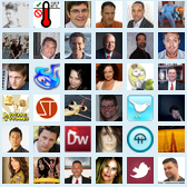 My followers on Twitter