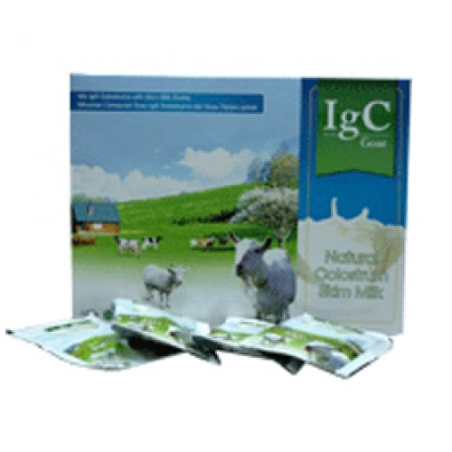 IGC Milk - Biodex