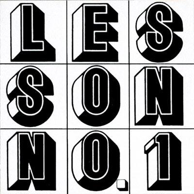 Les disques de rock à avoir toujours sur soi. - Page 3 Glenn+Branca_Lesson+No.+1