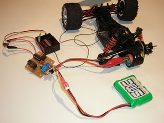 Final year projects based on microcontrollers