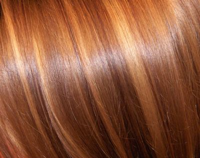 reddish brown hair color with highlights. Scene hair colors usually come in