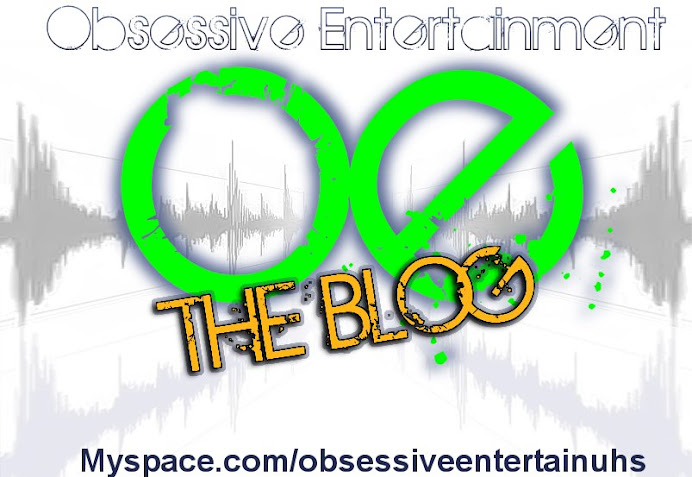 Obsessive Entertainment - The Blog.