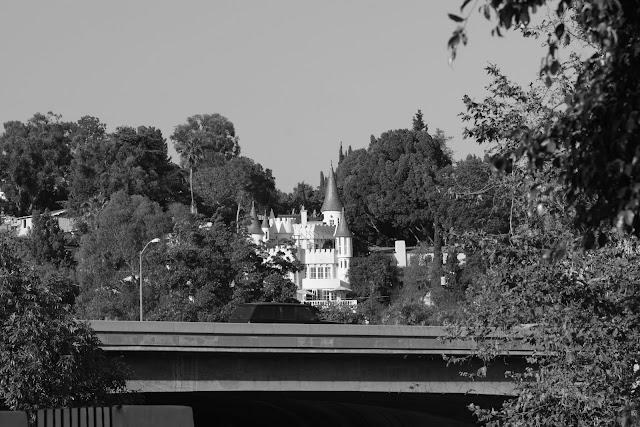 castle hollywood 101 freeway los angeles ivar