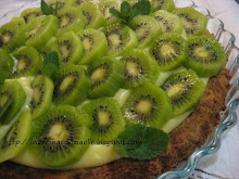 Crostata di kiwi