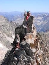 Salenques-Tempestades-Aneto, Pirineos
