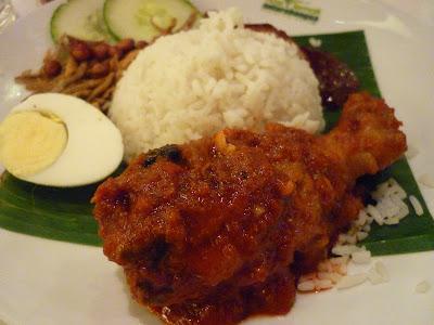 Nasi Lemak Antarabangsa Kampung Baru Suria Sabah