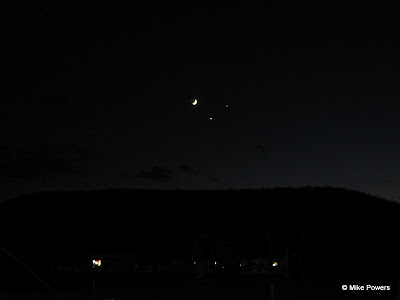 Conjunction over Varney Hill