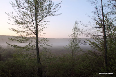 Dawn in High Point State Park
