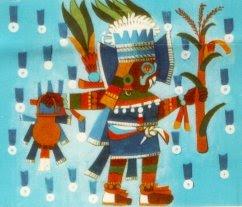 Dioses Totonacas/Mitologia Totonaca