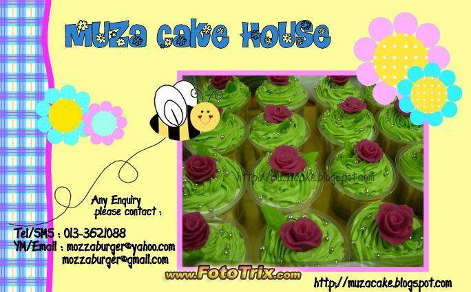 Muza Cake House
