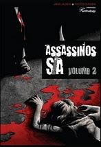 Assassinos S/A Vol. 2 - Coletânea de contos policiais e de suspense