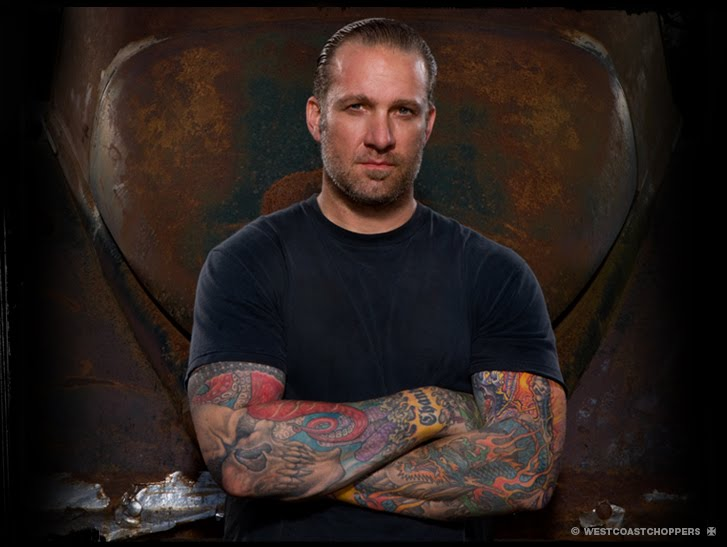 jesse james tattoos