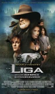 La Liga de Extraordinaria (2003) online