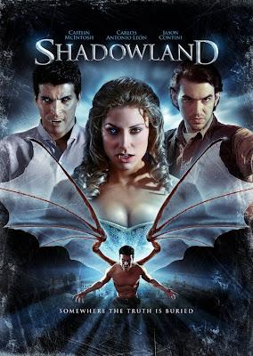 Filme Poster Terra das Sombras DVDRip RMVB Legendado