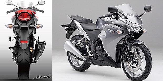 Motorcycle Ready Stock Honda Cbr250r