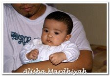 Alisha @ 3 Months